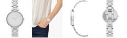 Rebecca Minkoff Women's Nina Stainless Steel Bracelet Watch 33mm