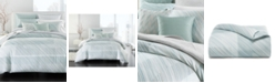 Hotel Collection Layered Frame King Duvet, Created for Macy's