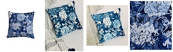 Chicos Home Song of Night Pillow Cover