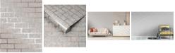 Graham & Brown Milan Brick Wallpaper