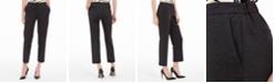 Kasper Elastic-Back Dress Pants