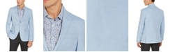 Unlisted Men's Slim-Fit Stretch Chambray Sport Coat, Created for Macy's