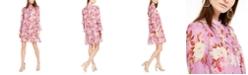 Marella Floral-Print Mini Dress