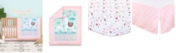 The Peanutshell PS by Llama Love 3-Piece Crib Bedding Set