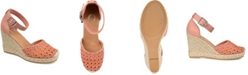 Journee Collection Women's Sierra Espadrille Sandal