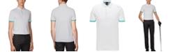 Hugo Boss BOSS Men's Paule 6 White Polo Shirt