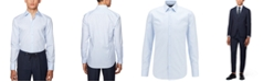 Hugo Boss BOSS Men's Jango Light Blue Shirt
