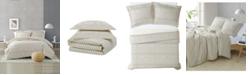 Brooklyn Loom Chase 3 Piece Comforter Set, Full/Queen