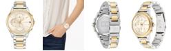 Tommy Hilfiger Women's Two-Tone Stainless Steel Bracelet Watch 38mm