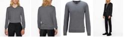 Hugo Boss BOSS Men's Baram V-Neck Sweater