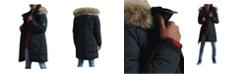 Superdry Women's Longline Premium Rescue Down Coat