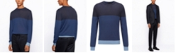Hugo Boss BOSS Men's T-Dinunzio Colorblocked Sweater