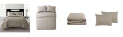 VCNY Home Nina Embossed Comforter Set, Full/Queen