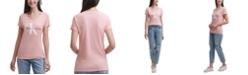 Calvin Klein Jeans V-Neck Logo T-Shirt