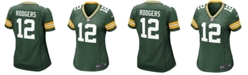 Nike Women's Aaron Rodgers Green Bay Packers Game Jersey