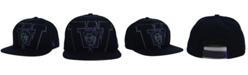 Zephyr Washington Huskies Covert Snapback Cap