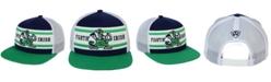 Zephyr Notre Dame Fighting Irish Superstripe Snapback Cap