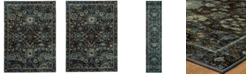 "JHB Design Journey  Ordino Navy 1'10"" x 3'2"" Area Rug"