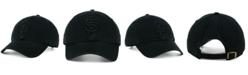 '47 Brand San Francisco Giants Black on Black CLEAN UP Cap