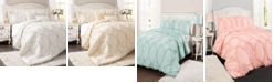 Lush Decor Avon 3-Piece Full/Queen Comforter Set
