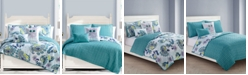 VCNY Home Samantha Reversible 5-Pc. King Quilt Set