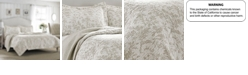 Laura Ashley Full/Queen Amberley Quilt Set