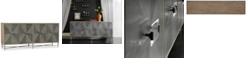 Hooker Furniture Melange Zola Four-Door Credenza