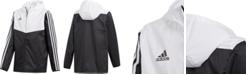 adidas adidas Big Boys Original Tiro Hooded Windbreaker Jacket