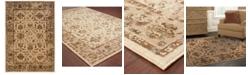 "Oriental Weavers CLOSEOUT!  Casablanca 1376E Ivory/Beige 7'10"" x 10'10"" Area Rug"