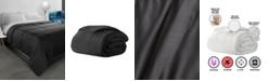 Ella Jayne All-Season Soft Brushed Microfiber Down-Alternative Comforter - Full/Queen