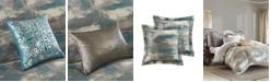 JLA Home Madison Park Signature Graphix Queen 8 Piece Jacquard Comforter Set