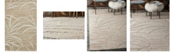 Bridgeport Home Pashio Pas4 Beige 6' x 9' Area Rug
