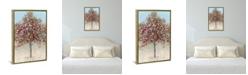 "iCanvas Confetti Tree by Sally Swatland Gallery-Wrapped Canvas Print - 40"" x 26"" x 0.75"""