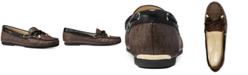 Michael Kors Sutton Signature Logo Moccasin Flat Loafers