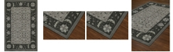 D Style CLOSEOUT! Torrey Tor1 Pewter 8' X 10' Area Rugs