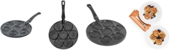 Martha Stewart Collection Leaf Pancake Pan, Created for Macy's