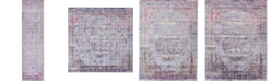 Bridgeport Home Malin Mal1 Violet Area Rug Collection