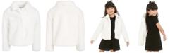 Epic Threads Little Girls Coney Faux Fur Full Zip Jacket