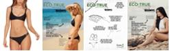 Volcom Juniors' Simply Solid V-Neck Bikini Top & Strappy-Side Bikini Bottoms