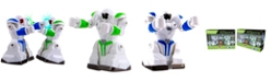 Vivitar Kids Tech 2 Pk Combat Robots