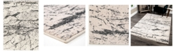 """Palmetto Living Riverstone Marble Hill Natural 6'7"""" x 9'6""""  Area Rug"""