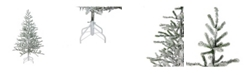 Northlight 5' Flocked Alpine Twig Artificial Christmas Tree - Unlit