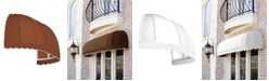 """Awntech 4' Chicago Window/Entry Awning, 31"""" H x 24"""" D"""