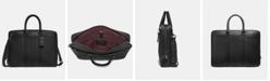COACH Men's Metropolitan Slim Leather Briefcase