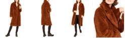 Avec Les Filles Faux-Fur Teddy Coat