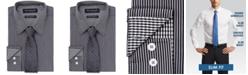 Nick Graham Men's Modern-Fit Dress Shirt & Tie