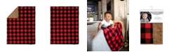 Trend Lab Buffalo Check Plush Baby Blanket