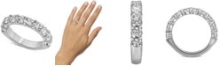 Macy's Diamond Band (2 ct. t.w.) in 14k White Gold