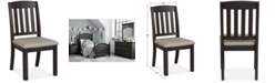 Furniture Tundra Upholstered Desk Chair