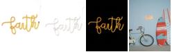 COCUS POCUS Faith LED Neon Sign
